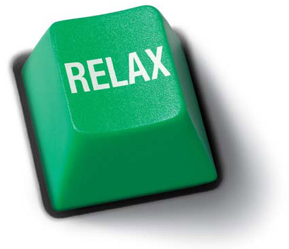 how to get relax from stress